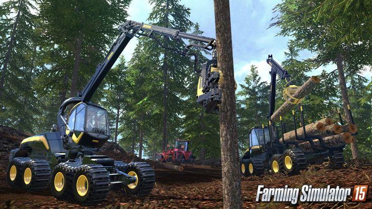 Farming Simulator 15 Multiplayer Trailer