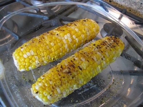 Grilled Corn On The Cob With Jalapeno-Lime Butter Recipe — Dishmaps