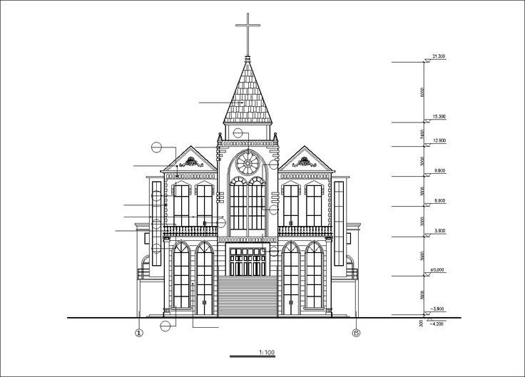Elevation Church Plan A Visit : Images about 【church design drawing church plan