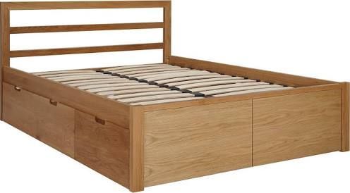 john lewis beds with storage