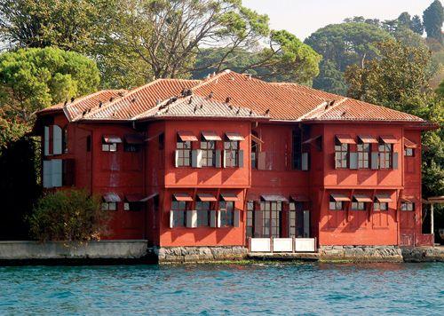 Beautiful historic residences