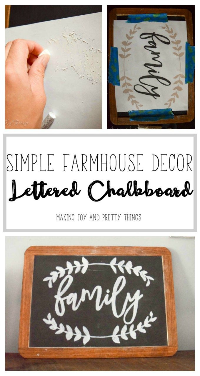172 best The chalkboard project images on Pinterest | Chalk talk ...
