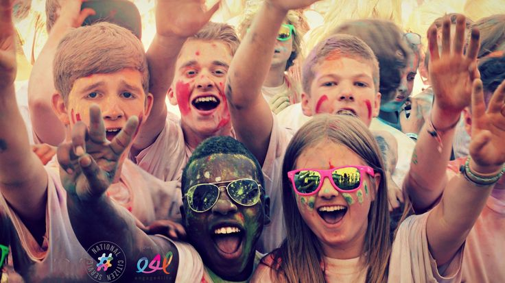 Colour Festival #ncs & #engage4life   https://engage4life.co.uk/ncs/