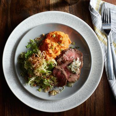 Elegant dinner party menu | CookingLight.com