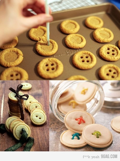 Button cookies...Is this the next Pinstrosity?