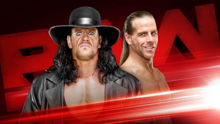 US Title Match, The Undertaker, Shawn Michaels And More On WWE Raw Tonight