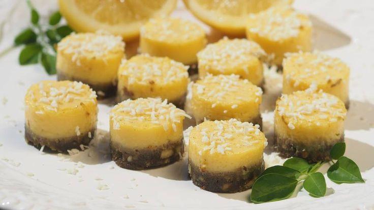Bares Moringa limón