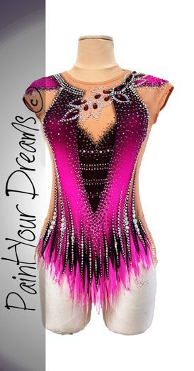 RG custom leotard leotard number 19