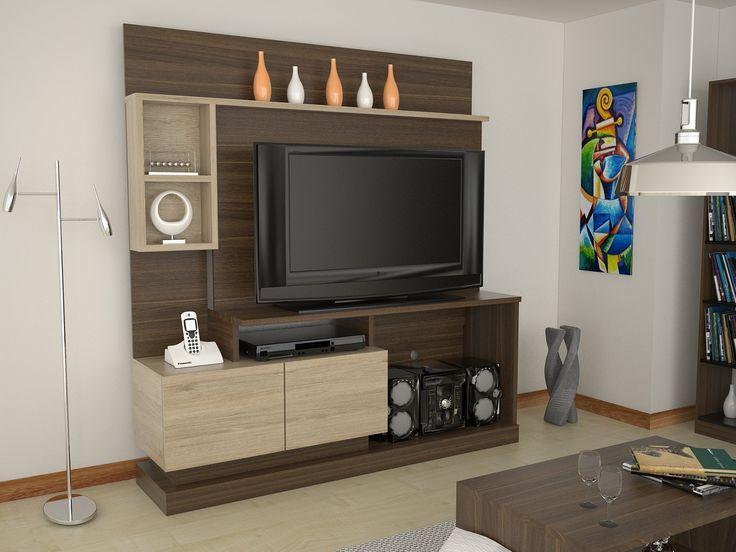 1000 ideas sobre centros de entretenimiento para el hogar for Muebles para tv contemporaneos