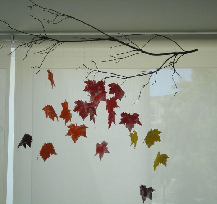 Enfeite De Outono ~ Mobile outono Outono Pinterest Móbiles