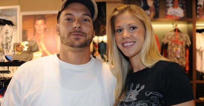Ex de Britney Spears, Kevin Federline, se casó en Las Vegas