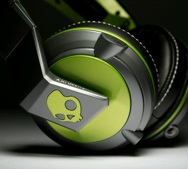 Custom skullcandy..