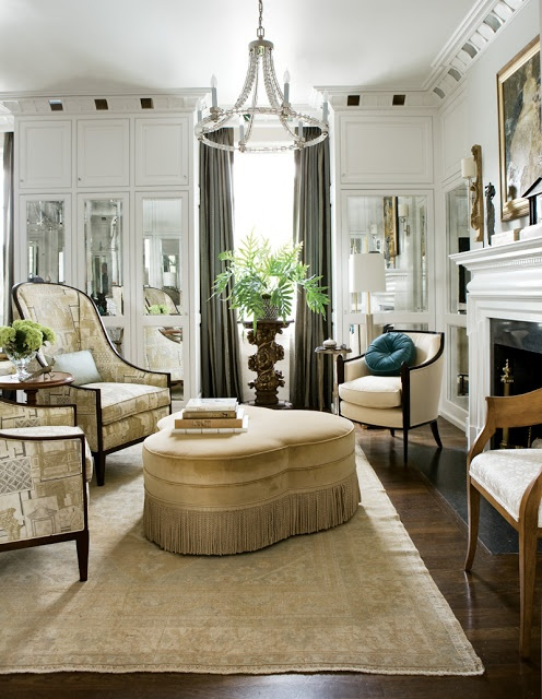 378 best GLAMOROUS LIVING ROOMS images on Pinterest Living