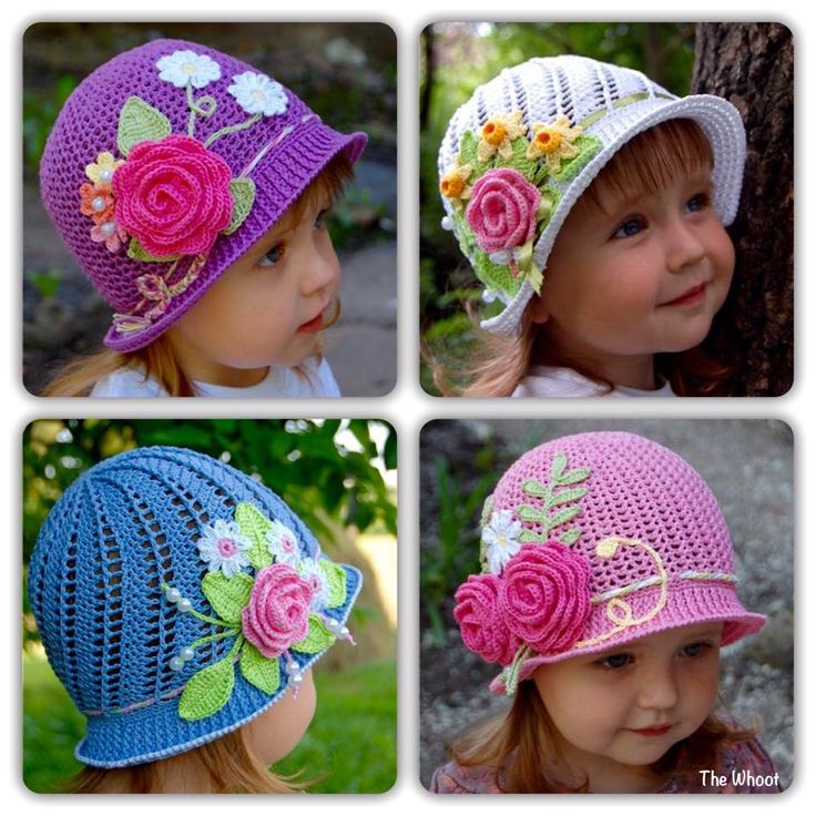 These Crochet Cloche Hats have been one of our most popular Posts and we have the best collection of free patterns that you will find.