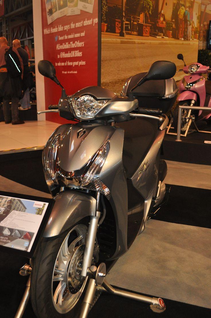 Honda SH125i ABS