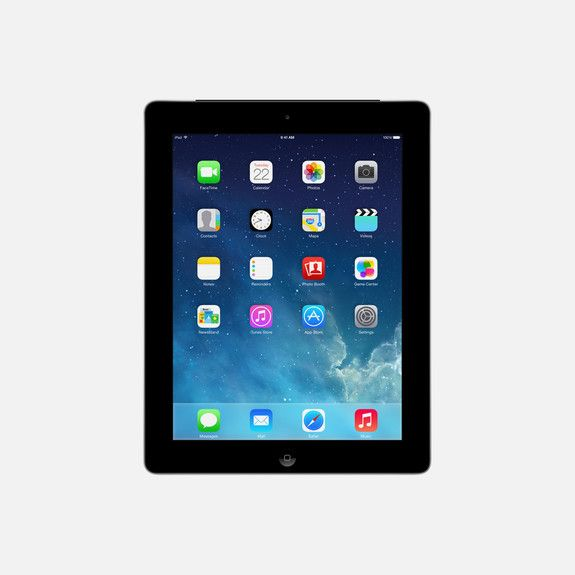 Apple - iPad Retina Display 16GB WiFi + Cell