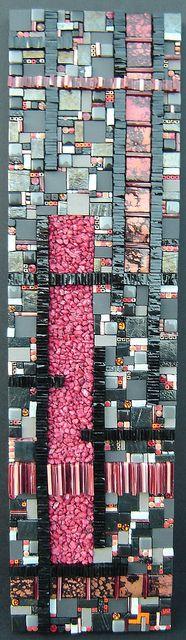Rift ~ by Josh Hilzendeger ~ Opus Mosaics via Flickr