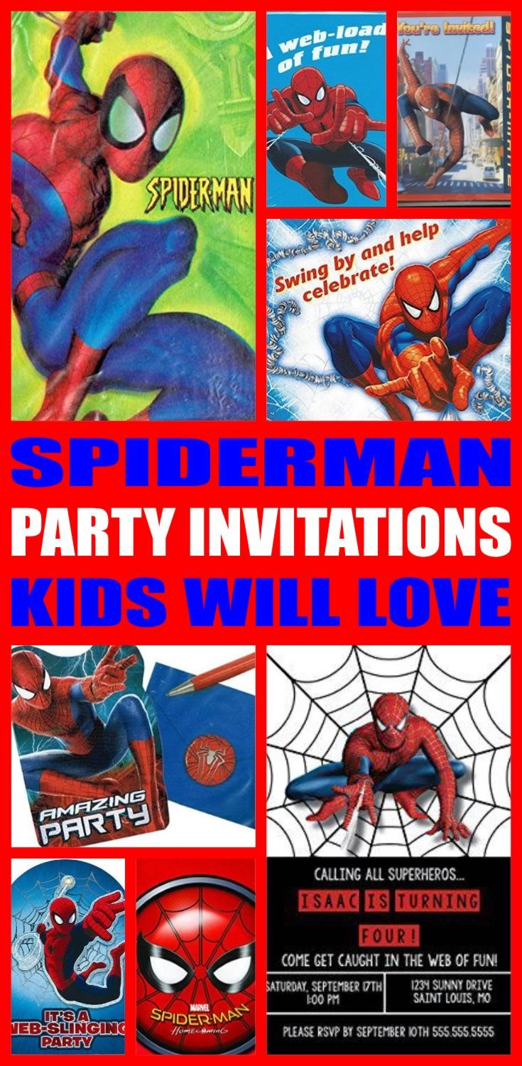 37 best Top Party Invitations images on Pinterest