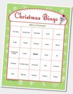 Printable Christmas Games for Adults | Christmas Games AtoZ