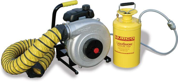 Hurco Power Smoker 2 - Smoke Testing - Free Shipping on Orders Over $75
