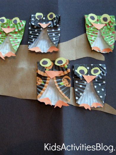 Diy Crafts With Cupcake Liners