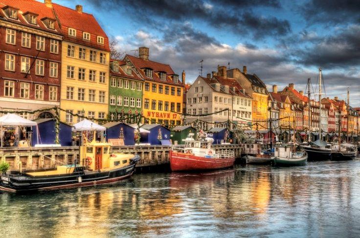 Copenhague. Dinamarca