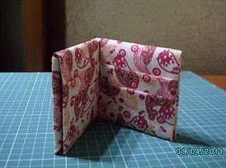 Passo a Passo Carteira de Origami