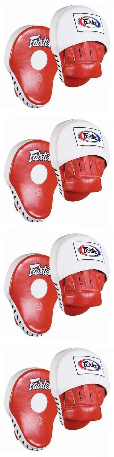 Strike Pads and Mitts 179789: Fairtex Contoured Boxing Mma Muay Thai Karate Training Target Focus Punch Pad -> BUY IT NOW ONLY: $137.5 on eBay!