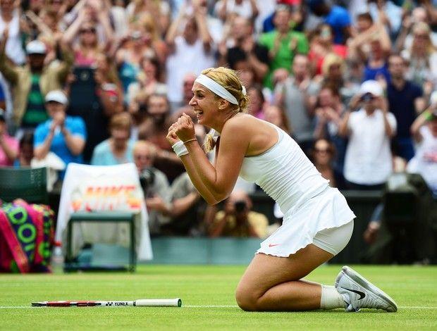 sabine lisicki wimbledon tenis (Foto: Getty Images)
