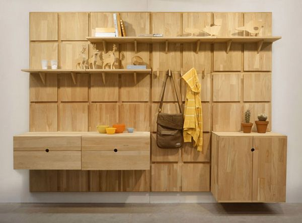 Lenga Modular System is a minimal design created by Jerusalém, Israel, designed by Yes, oui si. The design is inspired by a grid system in w...