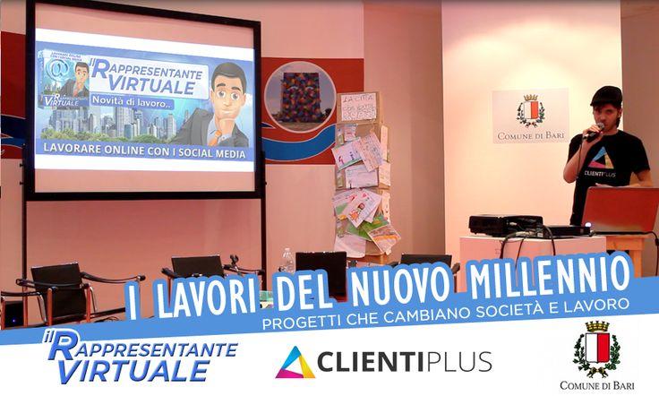 Rappresentante Virtuale: i lavori del nuovo millennio..  http://goo.gl/msP2qt