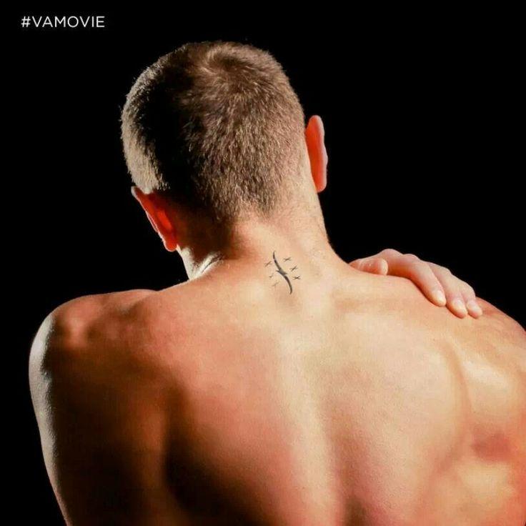 Vampire Academy tattoo, Dimiti