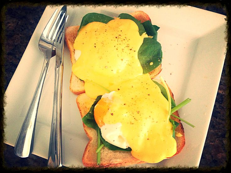 Eggs Hollandaise cooked in Thermomix. Recipe in EDC. Yummo!!