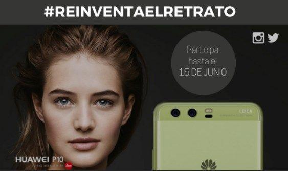 Gana premios increíbles con Huawei   ¿Cómo participar?1. Sigue a@Huaweimobileespen Twitter o Instagram2. Comparte tu retrato en Twitter oInstagram3 Menciona a@Huaweimobileesp4.   #concurso #fotografia #huawei