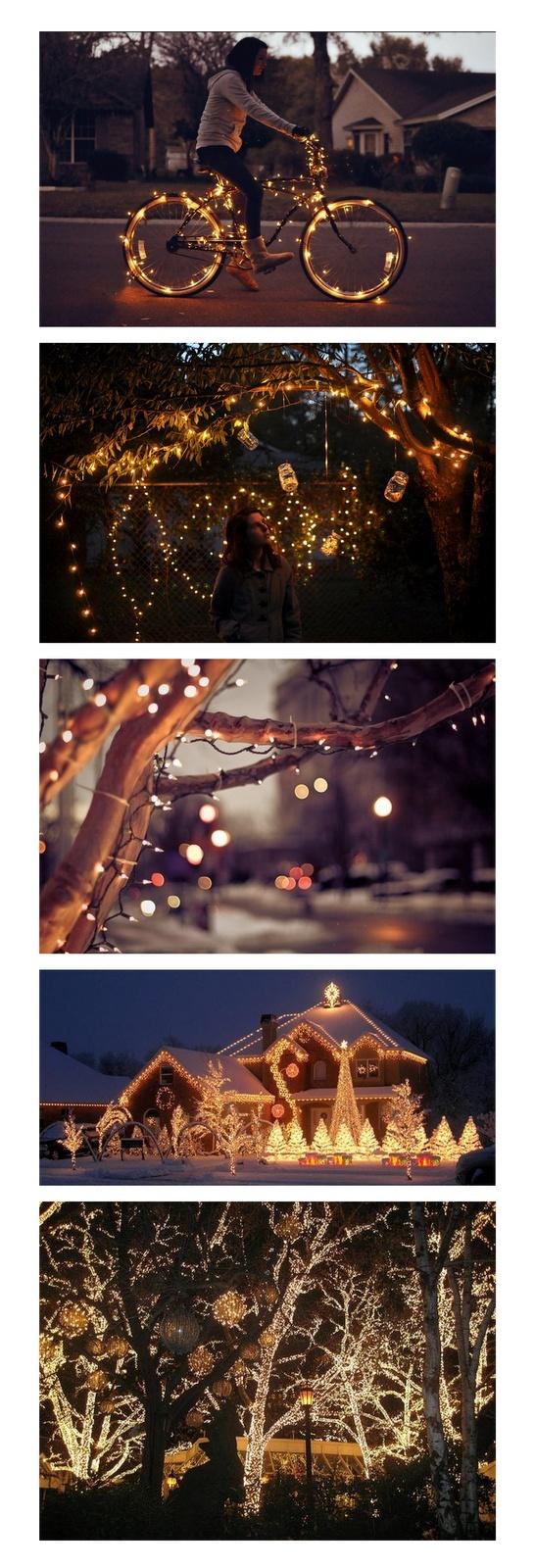 Christmas tree lighting tips - Christmas Harts