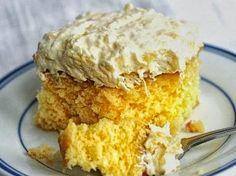 Aloha Cake Sunday, October 13, 2013 691    Aloha Cake  Ingredients:      1 box yellow cake mix     ¾ c. oil     3 eggs     11 o...