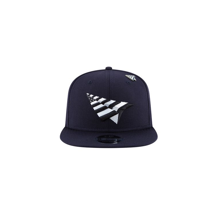 Roc Nation Paper Plane Snapback- Navy