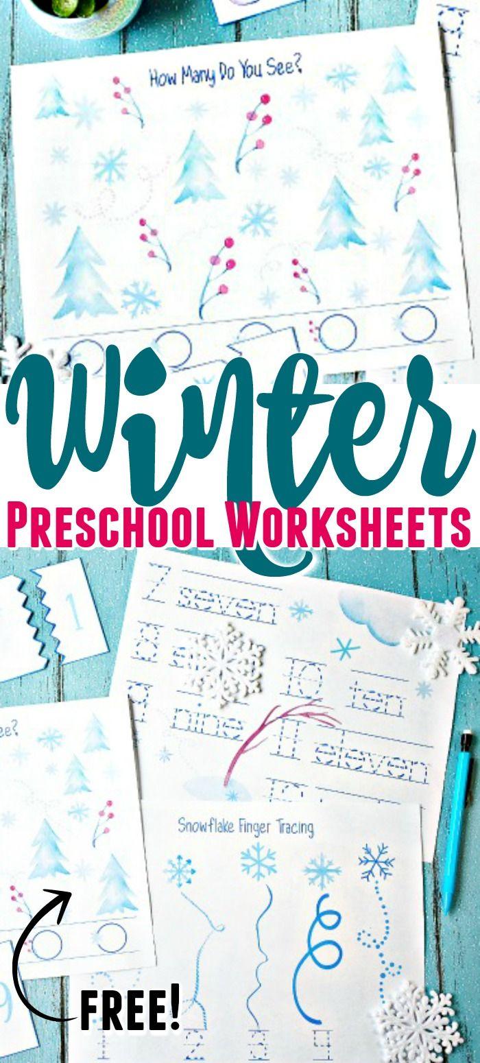 Winter Theme Preschool Worksheets Winter Theme Preschool Preschool Worksheets Winter Theme [ 1550 x 700 Pixel ]