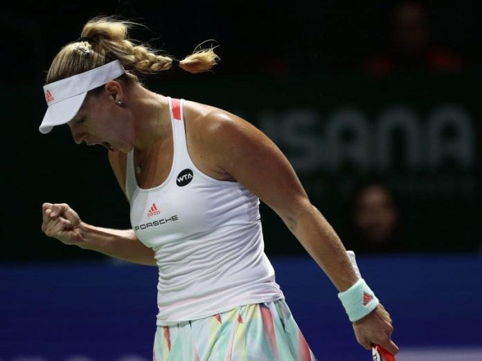 10/26/16 With $8.6 Million in 2016 prize money, Kerber can become 2nd player to breach $10 mil in single season prize money with deep run.. Serena Williams holds the record of single-season prize money earnings at $12.4 million --The WTA Finals champion stands to earn more than $2 million in prize money in Singapore ...READ: http://fb.me/4eyMm0bHH