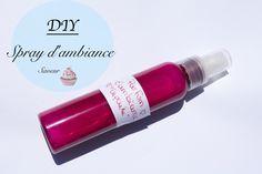 parfum d'ambiance diy