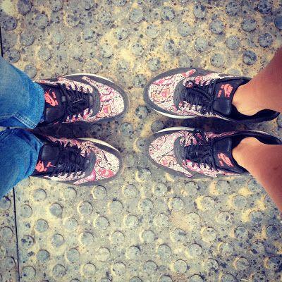 Gdzie mnie buty poniosą! #shoes #shoesontour #nike #airmax
