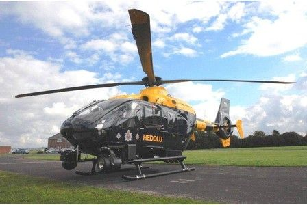 South Wales Police raise serious concerns about National Police Air Service