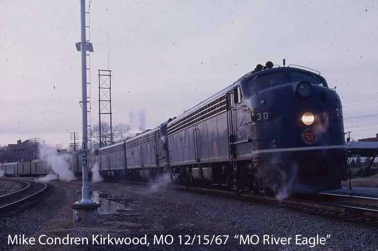 EMD Passenger Passenger, Train,