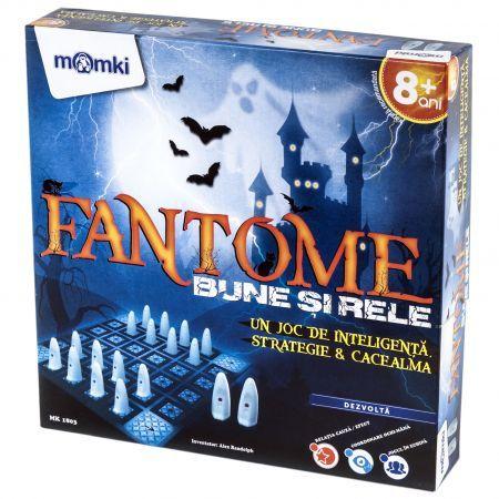 Joc educativ Momki Fantome Bune & Rele. 06.04.17
