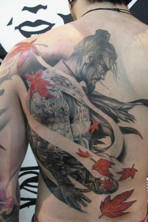 Japanische Tattoo Designs