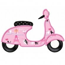 SHANNON STITCHES: Moped