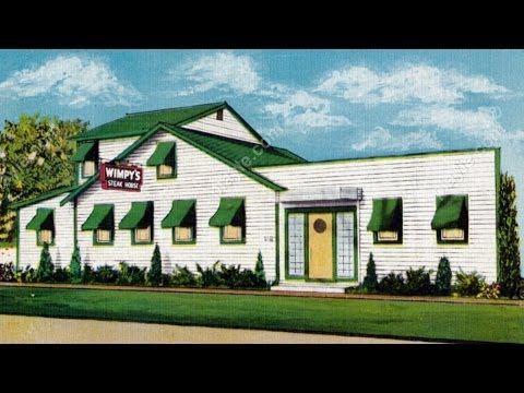 Lost Des Moines Restaurants on vintage postcards - YouTube