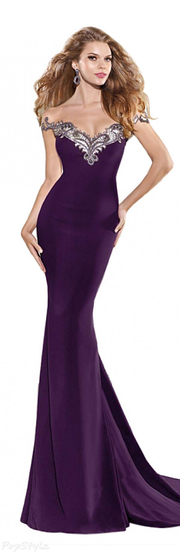 Tarik Ediz Gown- Gorgeous !