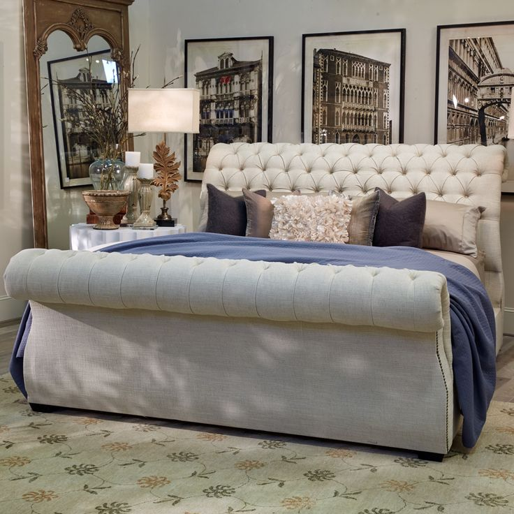 Ashley Furniture San Marcos Ca: 24 Best Luxury Sleigh Beds Images On Pinterest
