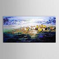 tangan dicat lukisan minyak pemandangan lautan ab... – USD $ 62.99